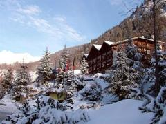 Hotel Grand Hotel Courmaison****