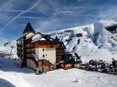 Oferta grupowa , Flocon d'Or les 2 Alpes + skipass